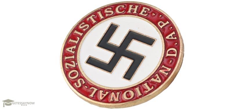Aryan Nazi Sign